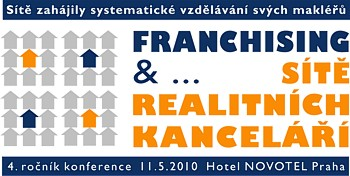 Franchising & ...s�t� realitn�ch kancel���